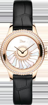 Dior VIII Grand Bal Plisse Soleil系列高级腕表