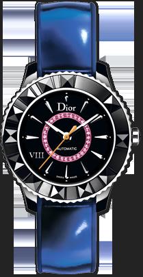 DIOR VIII 高科技精密陶瓷和金属色表带款高级腕表