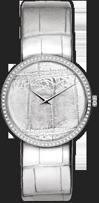 La D de Dior Alligator系列高级腕表