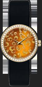 La D de Dior Mitz系列高级腕表